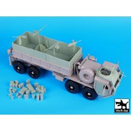Black dog T35071 M977 Hemtt Gun truck conversion set