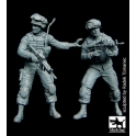Black dog F35080 US soldiers team special group - Set B