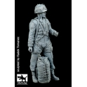 Black dog F35115 British paratroper N°2