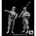 Black dog F35140 US snipers set