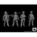Black dog F35153 Firemen big set