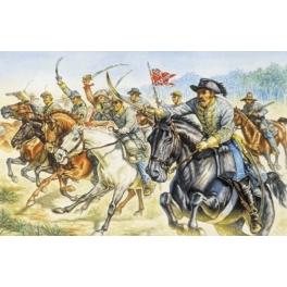 italeri 6011 Cavalerie sudiste 1860/1865