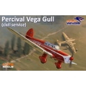 Dora Wings 72002 Percival Vega Gull (civil service)