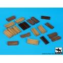 Black dog S70002 Port dock set N°2
