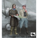 Black dog F32003 German Fighter Pilots set