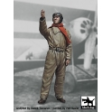 Black dog F32004 German Fighter Pilot N°3