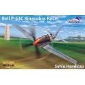 Dora Wings 48007 Bell P-63C Kingcobra Racer Sohio Handicap