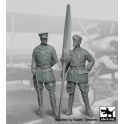 Black dog F32015 RFC  Fighter pilots set