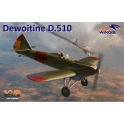 Dora Wings 48008 Dewoitine D.510
