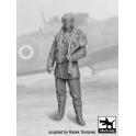 Black dog F32028 RAF Fighter pilot 1940-45 N°1