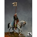 Black dog F75013 75mm Norman Knight