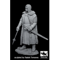 Black dog F75016 75mm Hussite warrior