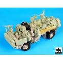 Black dog T35077 M1078 LMTV War pig conversion set