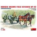 Horse drawn field kitchen