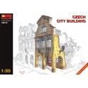 czech city building