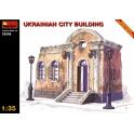 Ukrainian city building