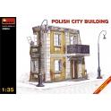 Polish city building