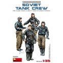 Soviet Tank Crew(for Flame Tanks& Heavy Tanks of Breakthrough)