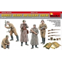 Soviet Heavy Artillery Crew.Special Edition