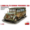L1500A (Kfz.70) German Personel Car