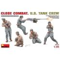 US Tank crew - close combat