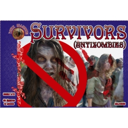 Dark Alliance 72038 - Survivants (anti-zombies)