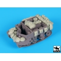 Black dog T72112 Bren carrier accessories set