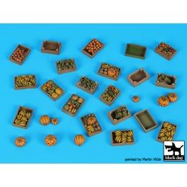 Black dog T35216 Fruit accessories set