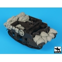 Black dog T35217 Bren carrier accessories set