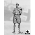Black dog F32050 German Luftwaffe pilot Africa 1940-1945 N°2