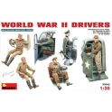 World war II drivers