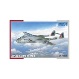 DH 100 Vampire Mk.I RAF, RAAF, Armee de l'Air