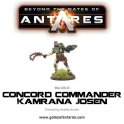 Concord Commander Kamrana Josen