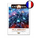 Beyond the Gates of Antares Rulebook - French Edition