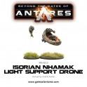 Isorian Nhamak light support drone