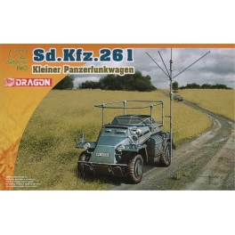 dragon 7447 Sdkfz 261