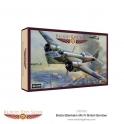 British Bristol Blenheim Mk IV Bomber