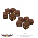 British Blood Red Skies Dice