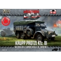 First to Fight 61 Camion allemand Krupp-Protze 81