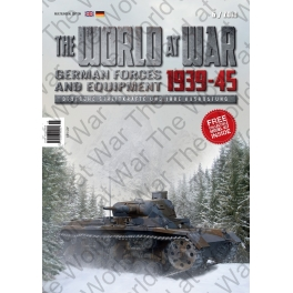 World at War 7206 Panzer III Ausf. B