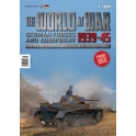 World at War 7207 Panzer II Ausf. B