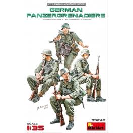 Miniart 35248 Panzergrenadiers allemands 39/45 1/35ème