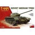 MiniArt 37002 Char soviétique T-44M 1/35ème