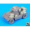 Blackdog T35108 AEC Mk II armoured car accessories set