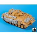 Blackdog T35112 British Warrior MCV accessories set