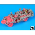 Blackdog T35117 Land Rover  Pink Panther accessories set