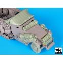 Blackdog T35124 M 4 mortar carrier accessories set N°1