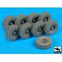 Blacldog T35137 Hemtt wheels