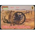 Strelets 177 Canon anglais 15pr 7cwt avec servants (Guerre des Boers)