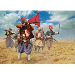 Strelets M054 Bashi Bazouk (Guerre Russo-Turque 1877)